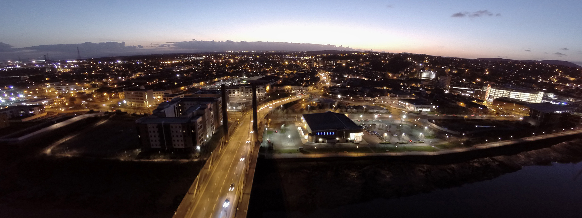Aerial Photography Newport
