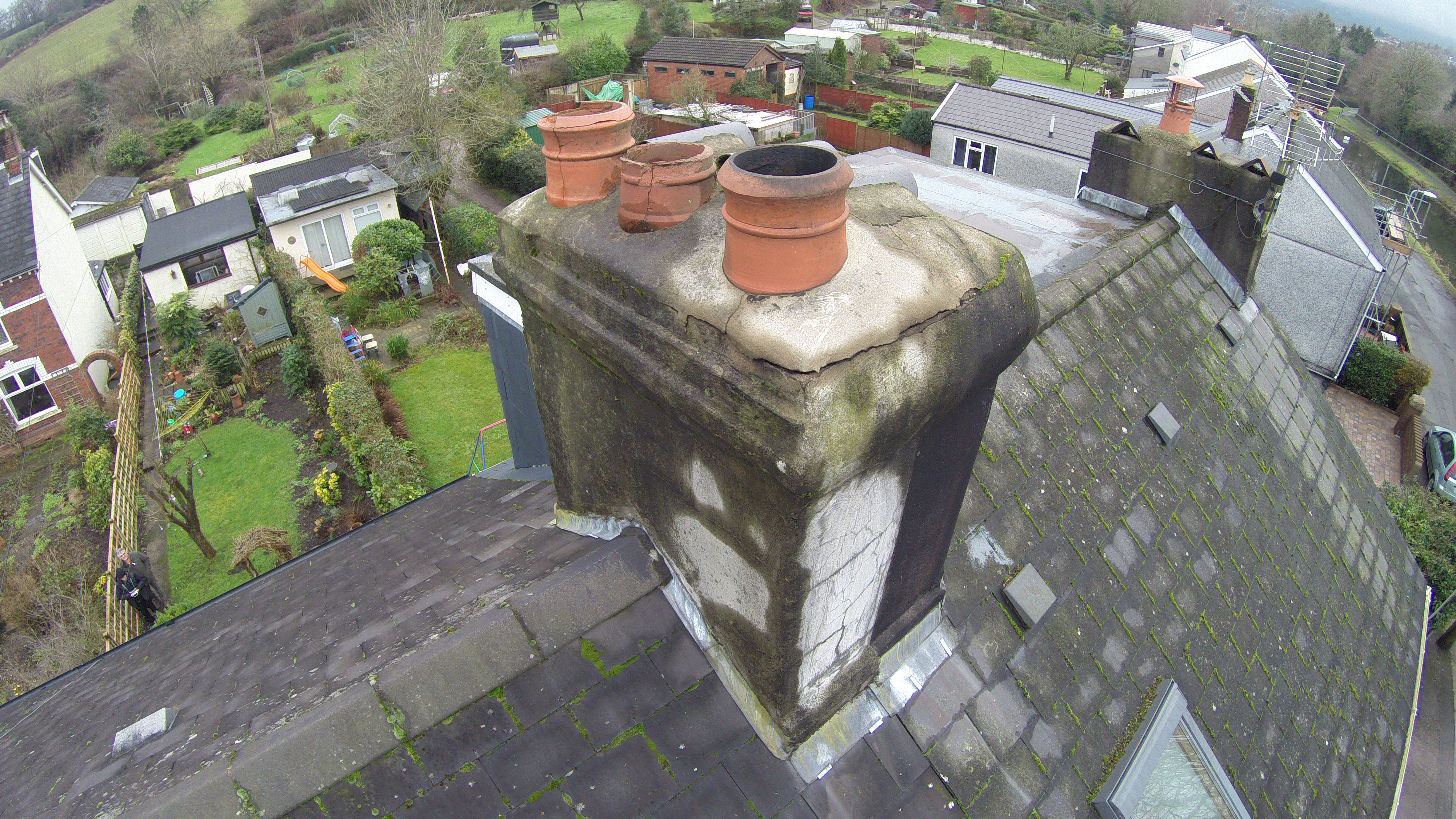 roof survey